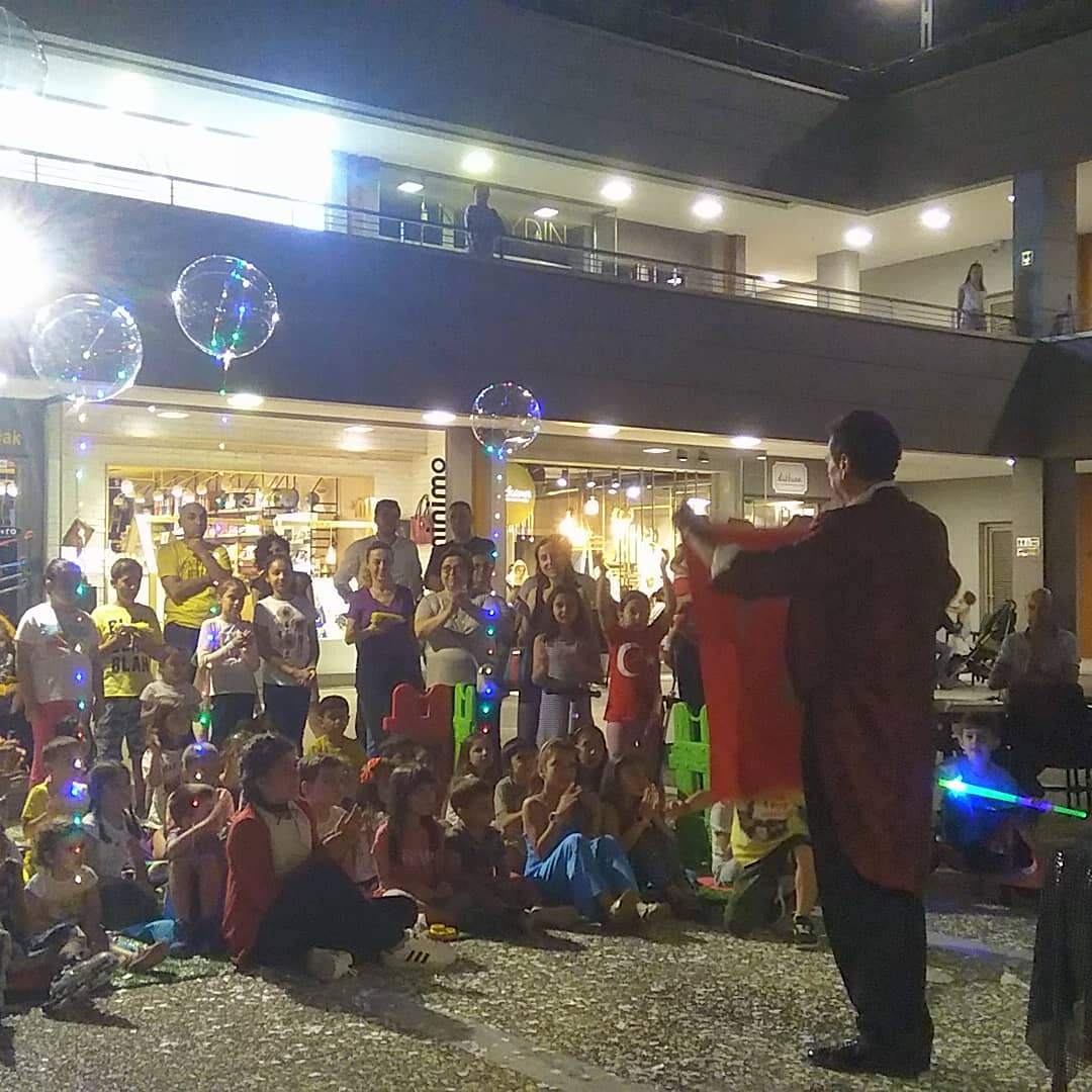 turkuaz plus ramazan etkinliği